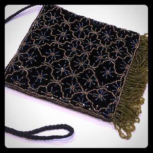 Vintage Balinese Evening Bag